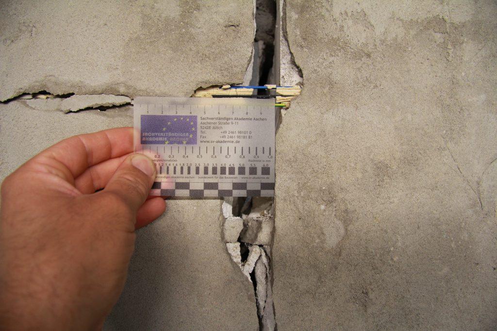Bauschäden/ Beweissicherung an Immobilien, Heinsen Immobilien